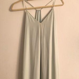 Alice + Olivia Mint Dress- Small